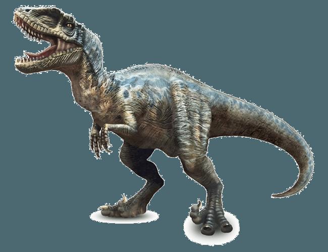 Walking Raptor Outfit