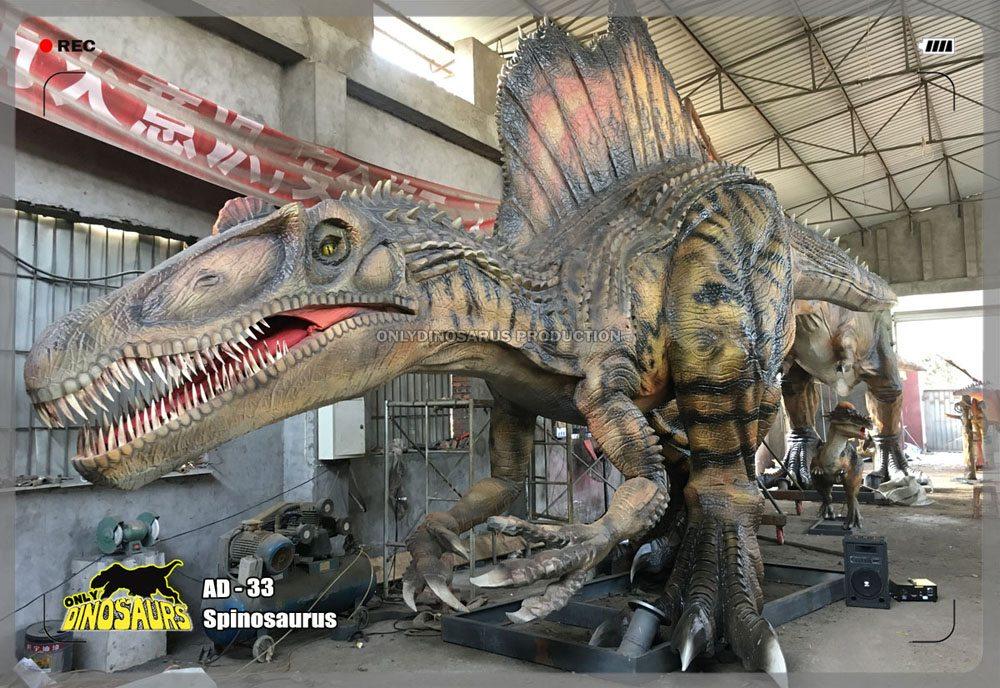 Large Spinosaurus Model