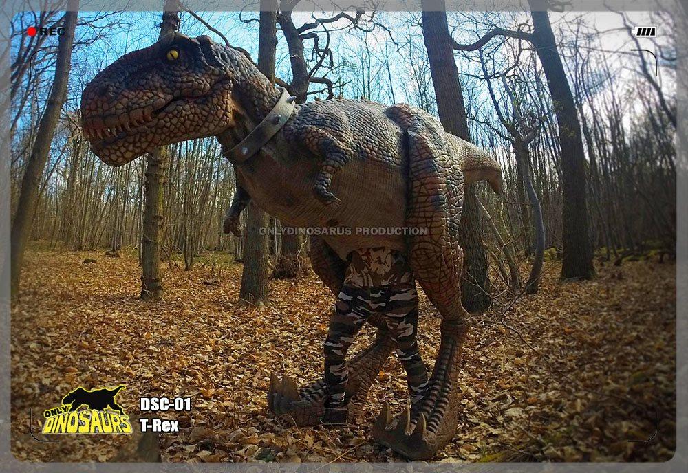 Walking T-Rex Suit