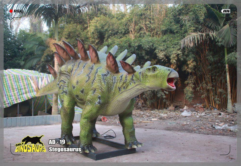 Stegosaurus Robot