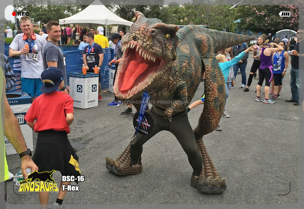 T-Rex Walking Prop