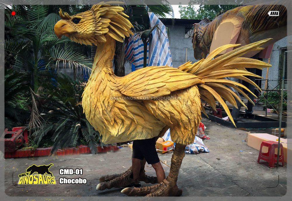 Walking Chocobo Costume