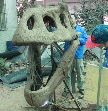 Clay Molding