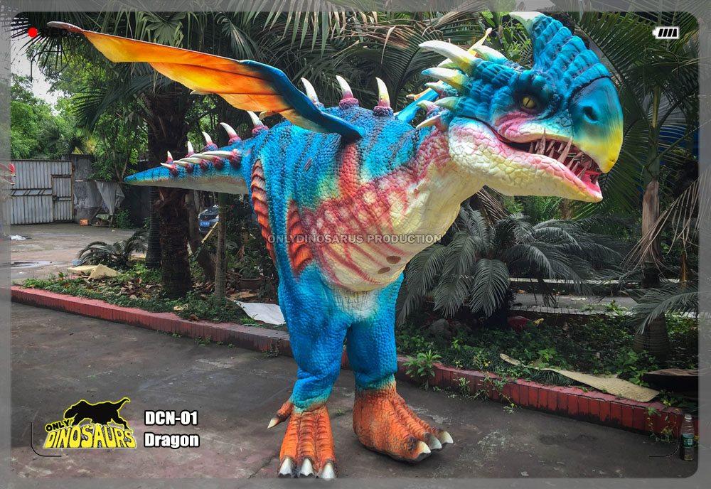 Walking Dragon Costume