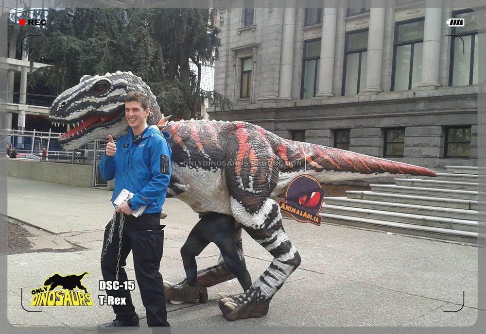 Walking Dinosaur Suits
