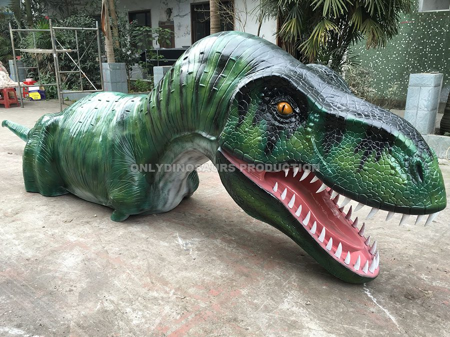Fiberglass T-Rex Statue