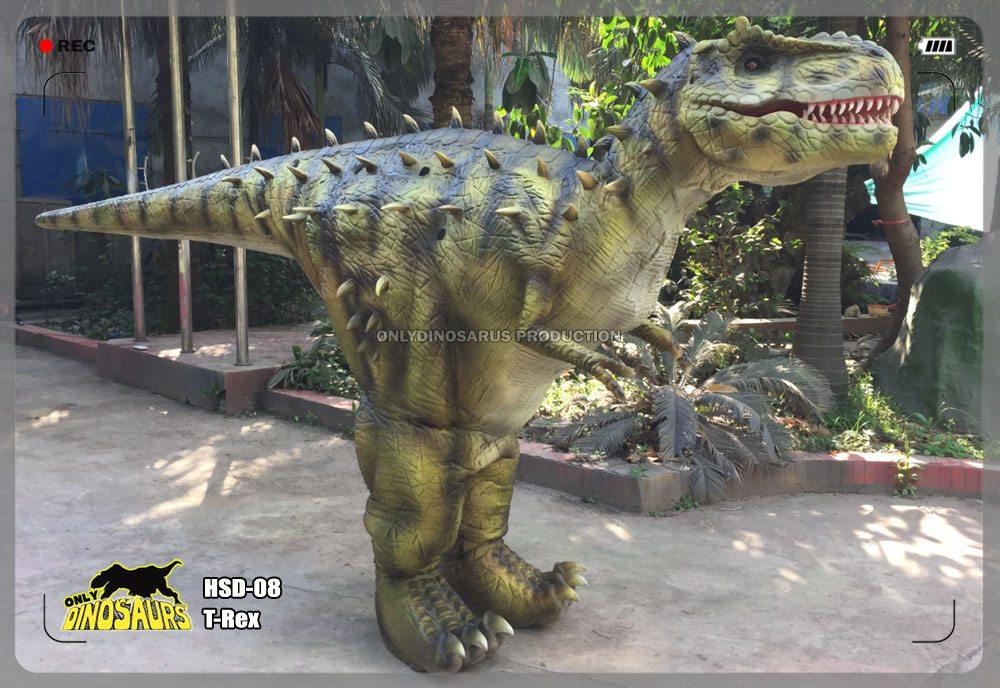 Hidden Legs T-Rex Puppet