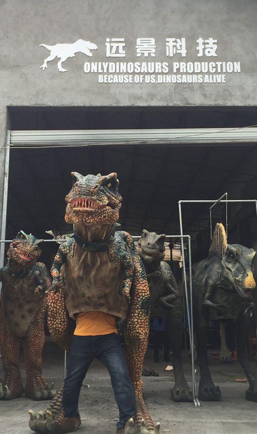 Onlydinosaurs Company Entrance
