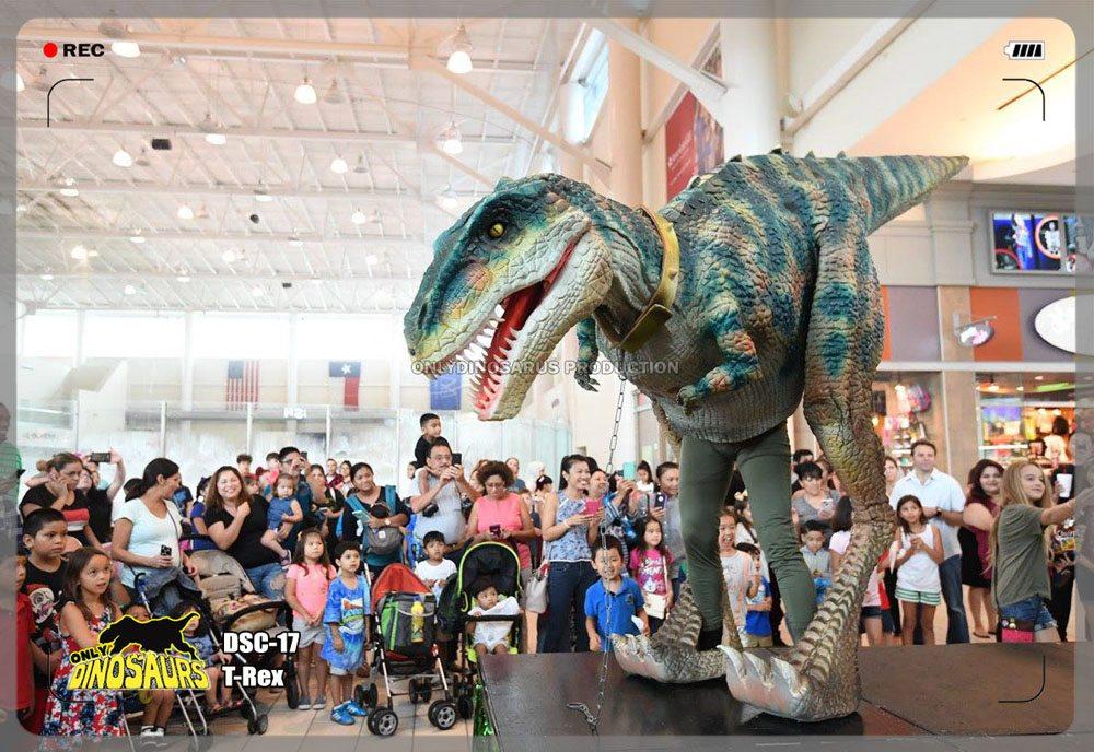 Walking T-Rex Puppet