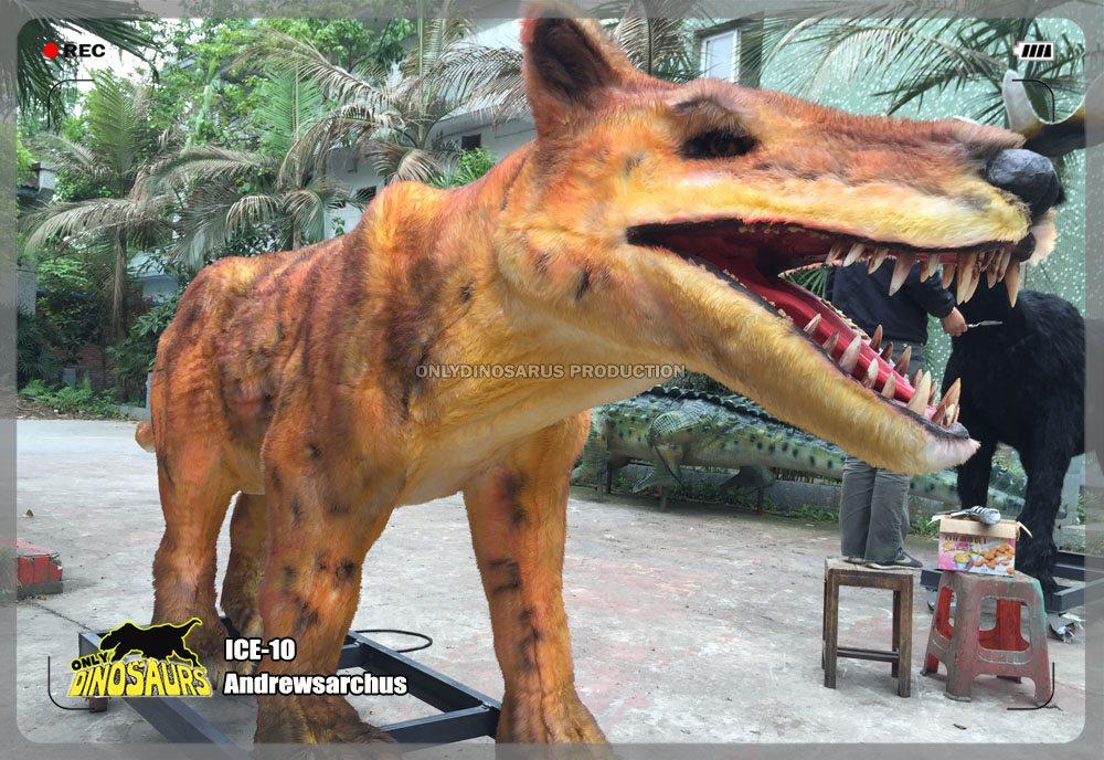Animatronic Animal Andrewsarchus