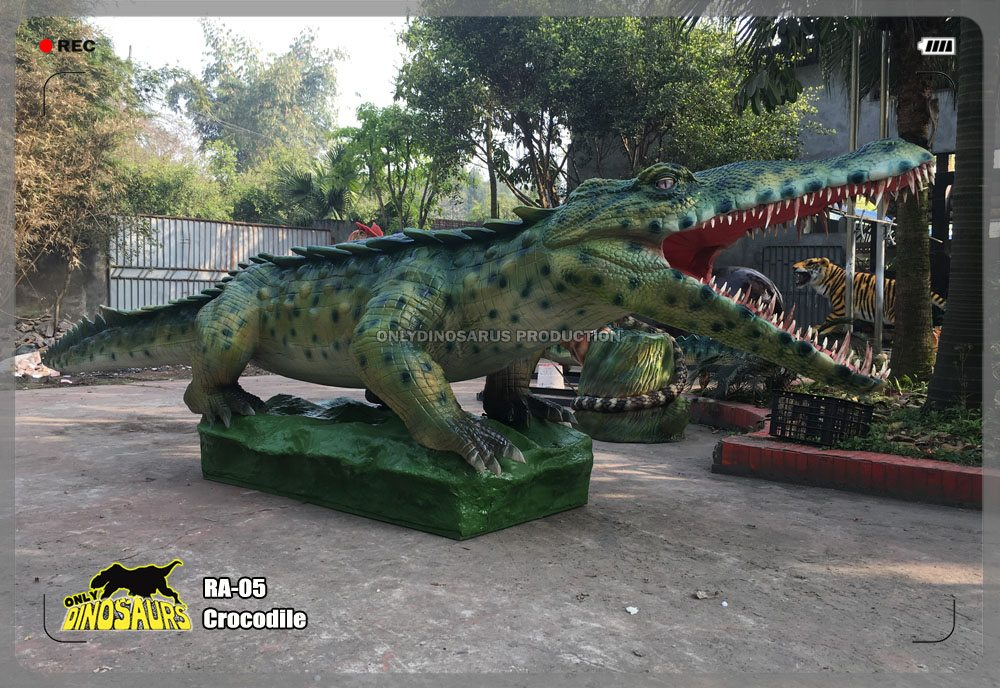 Robotic Crocodile