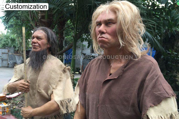 Customized Animatronic Homo Sapiens