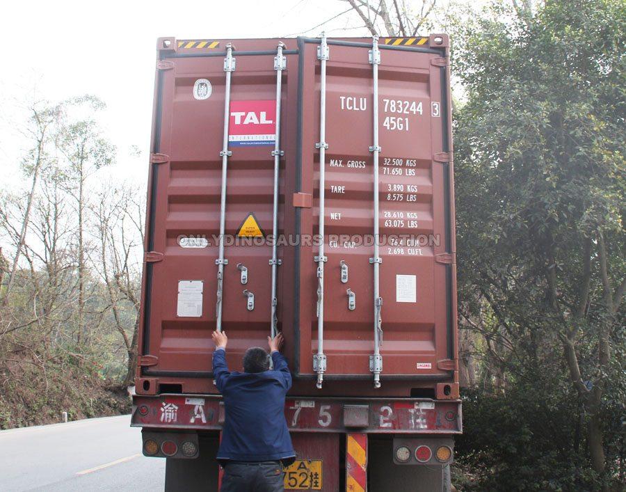 Transport Animatronics