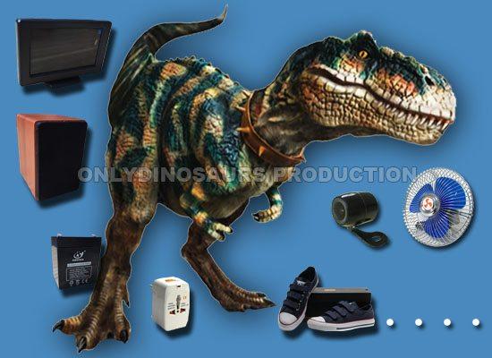 Dinosaur Costume Accessories