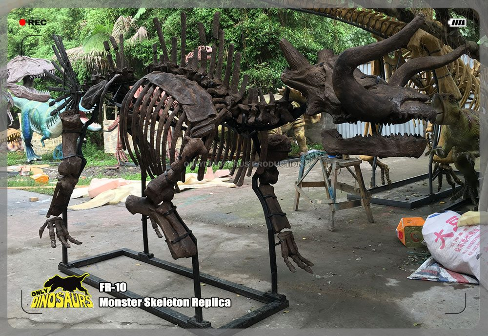 Monster Skeleton Replica
