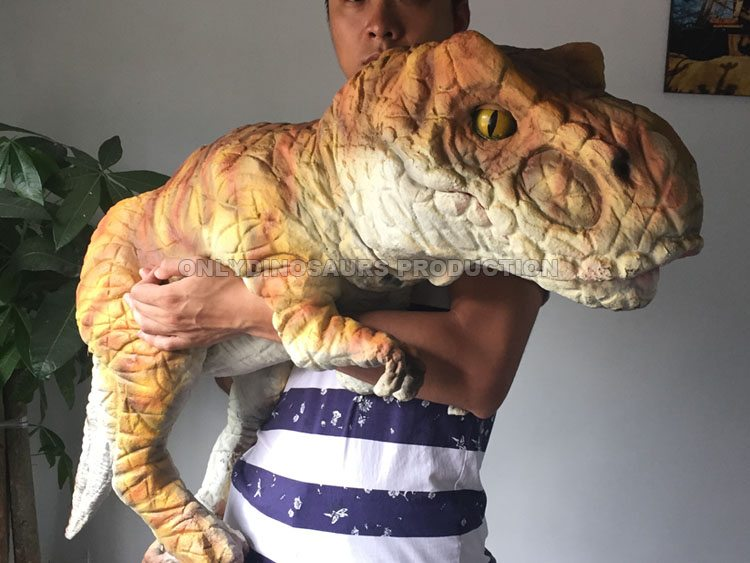 Baby T-Rex Puppet