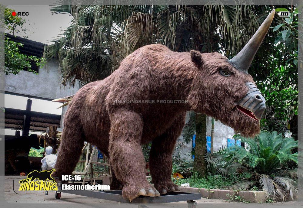 Animatronic Elasmotherium