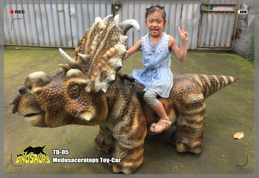 Medusaceratops Toy-Car