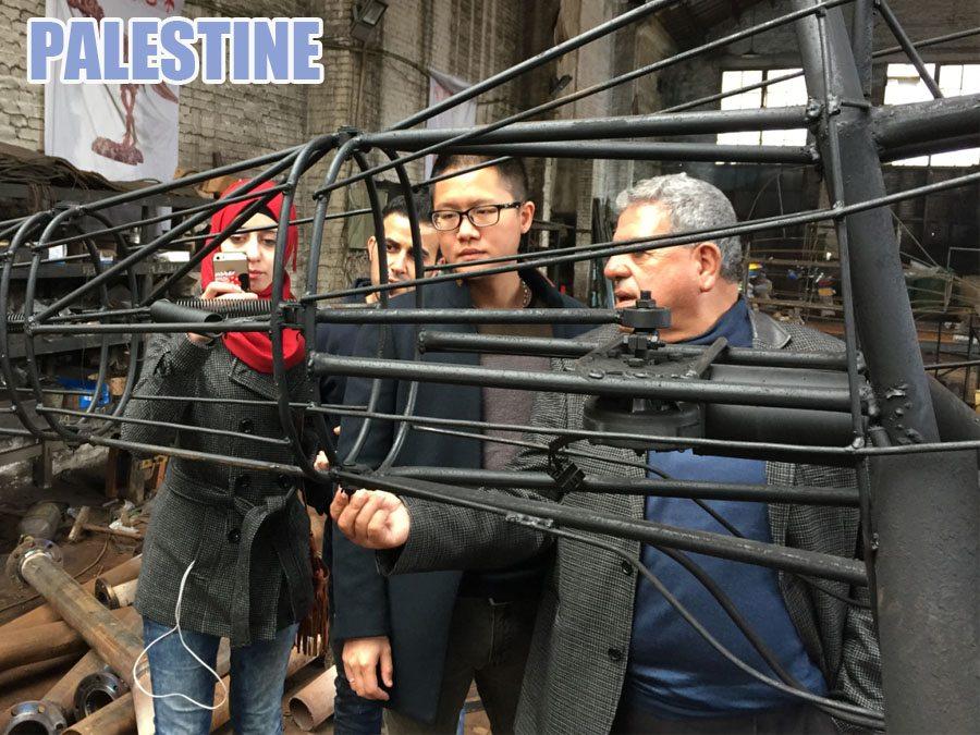 Palestine Client