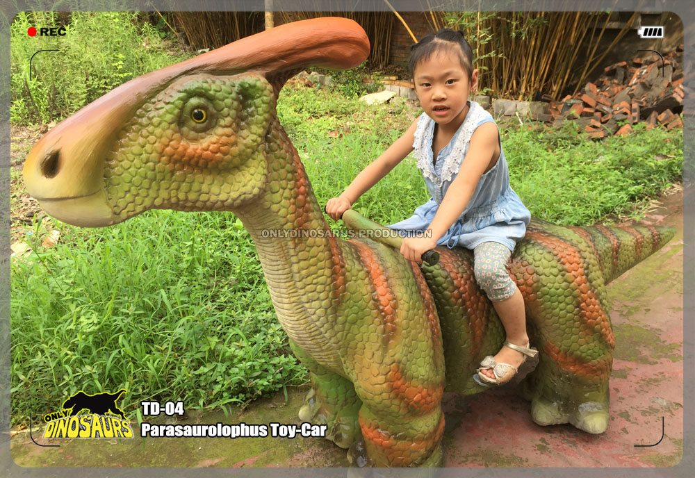 Parasaurolophus Toy-Car