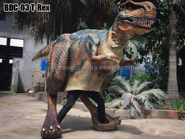 Walking T-Rex Costume
