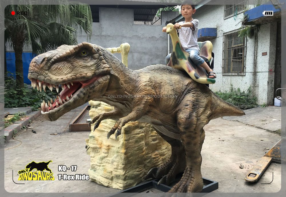 T-Rex Riding Equipment