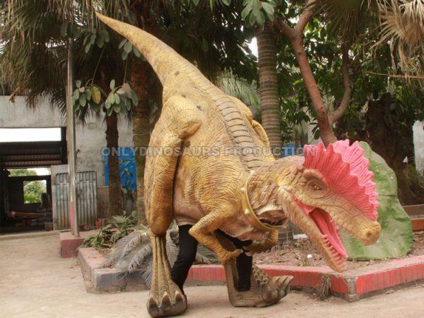 Walking Dilophosaurus Costume