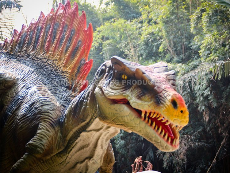 Walking Spinosaurus Costume for Sale