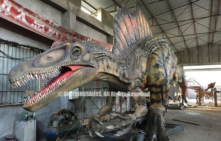 12m Long Animatronic Spinosaurus Model