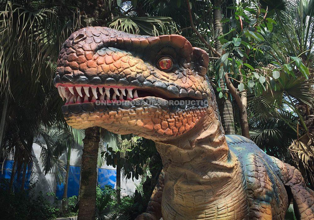 Black Animatronic T-Rex Costume
