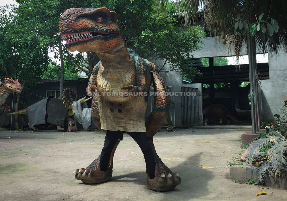 Custom Design T-Rex Suit