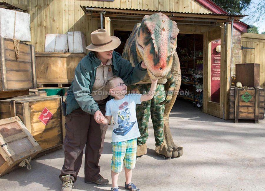 T-Rex COSTUME for Safari Park