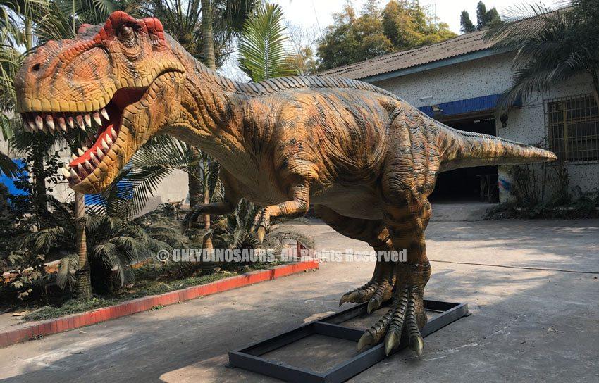 7m Animatronic T-Rex