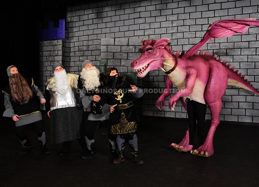 T-Rex Costume for School Event