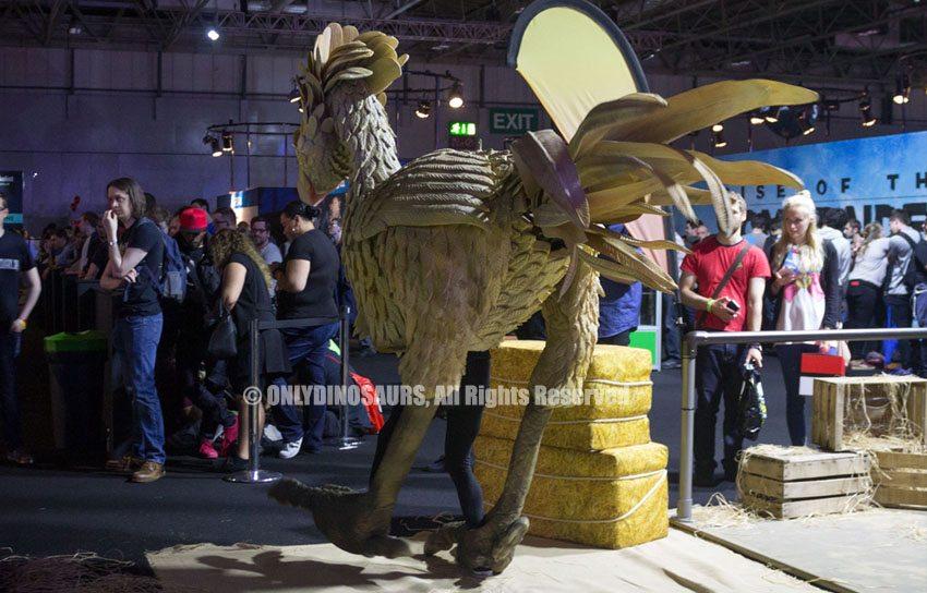 Chocobo Suit for EGX2016