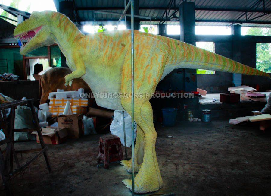 T-Rex Suit Painting Color