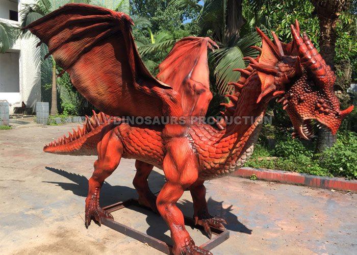 Custom Animatronic Dragon