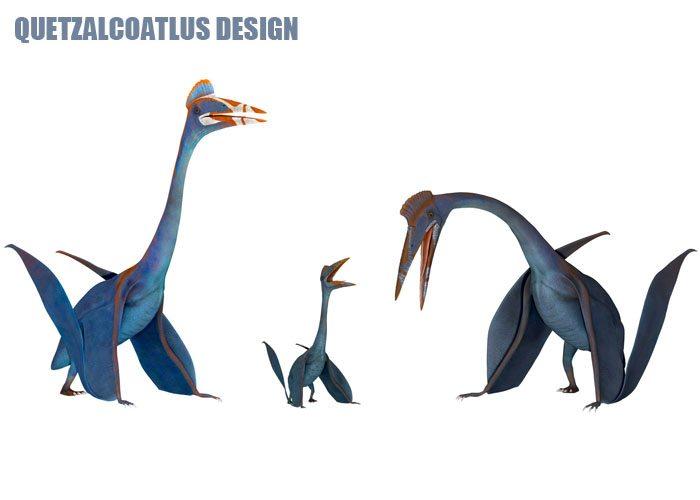 Quetzalcoatlus Design