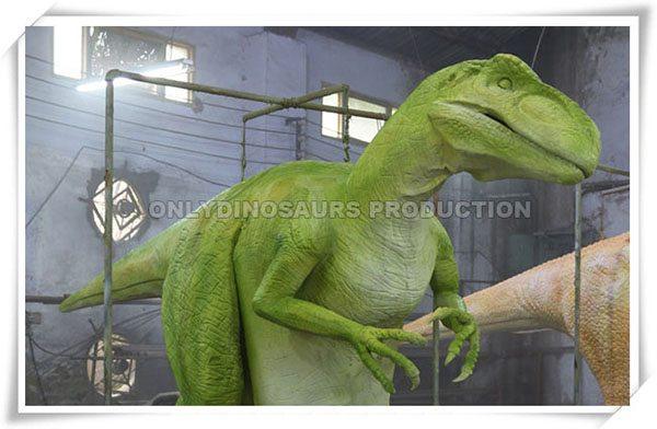 T-Rex Costume Painting Texture Color