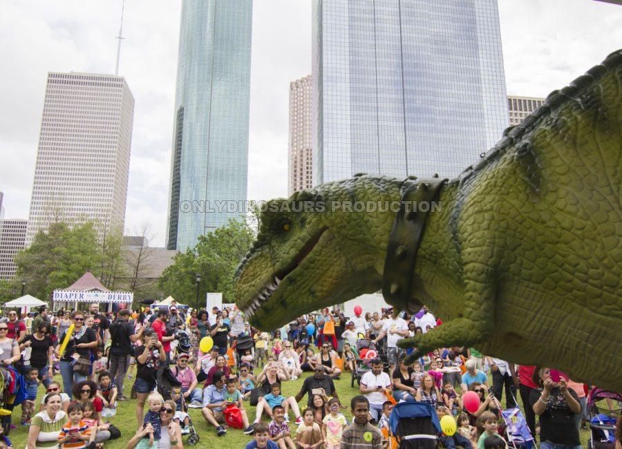 T-Rex Costume for Child Festival