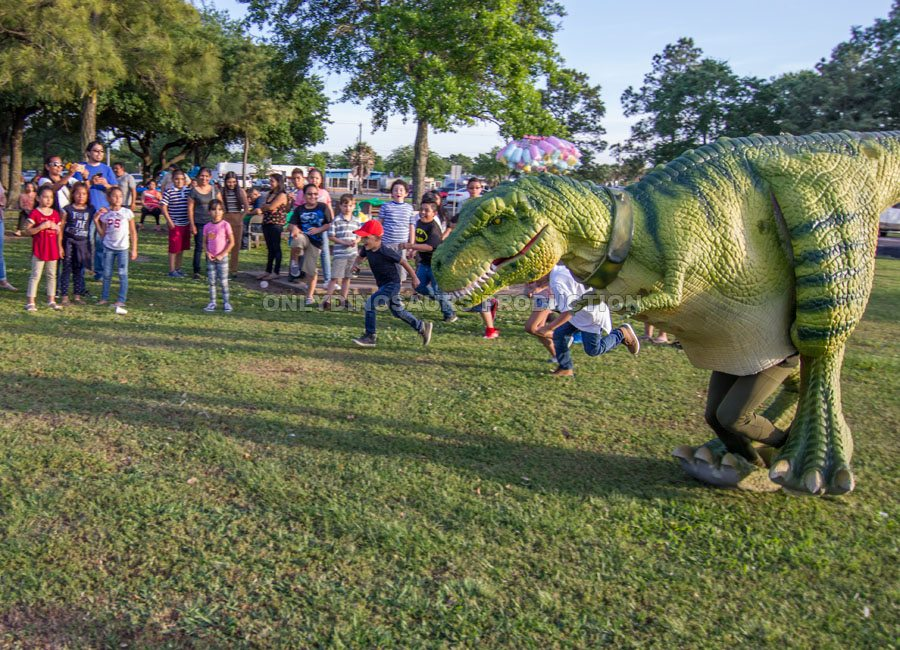 T-Rex Costume for Child Run