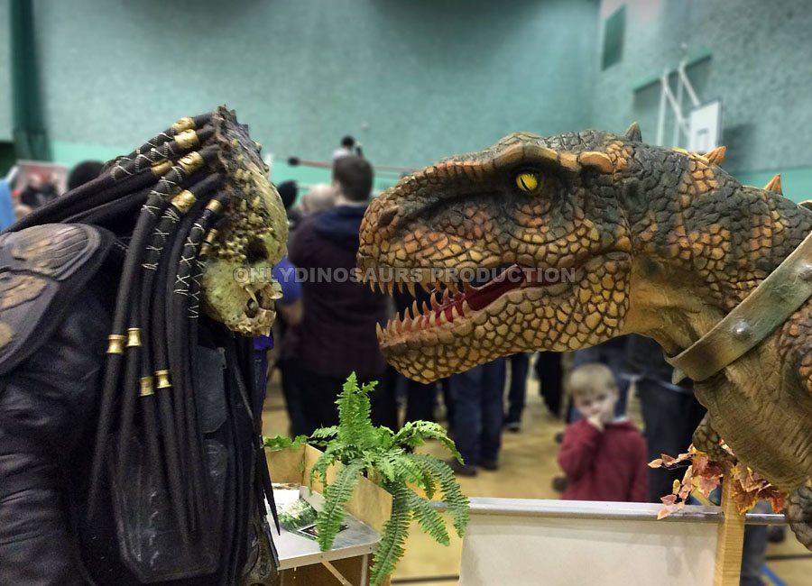T-Rex Costume for Comic Con