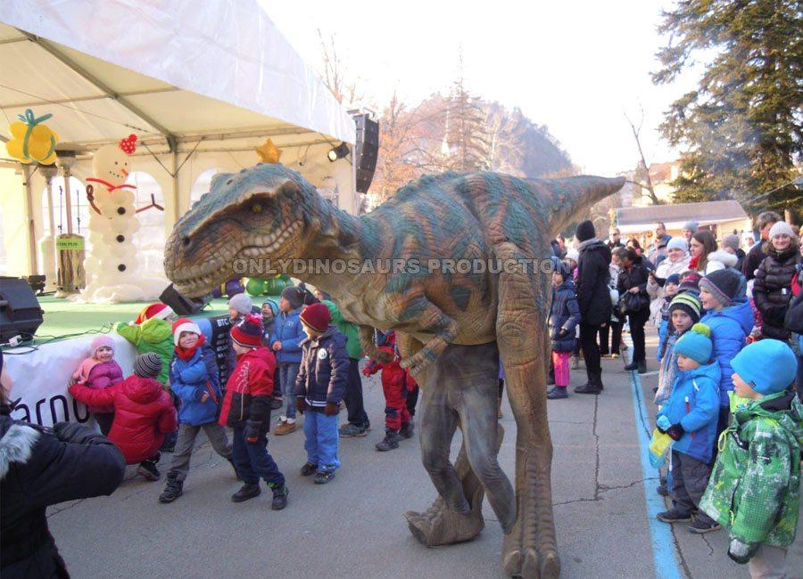T-Rex Costume for Festival