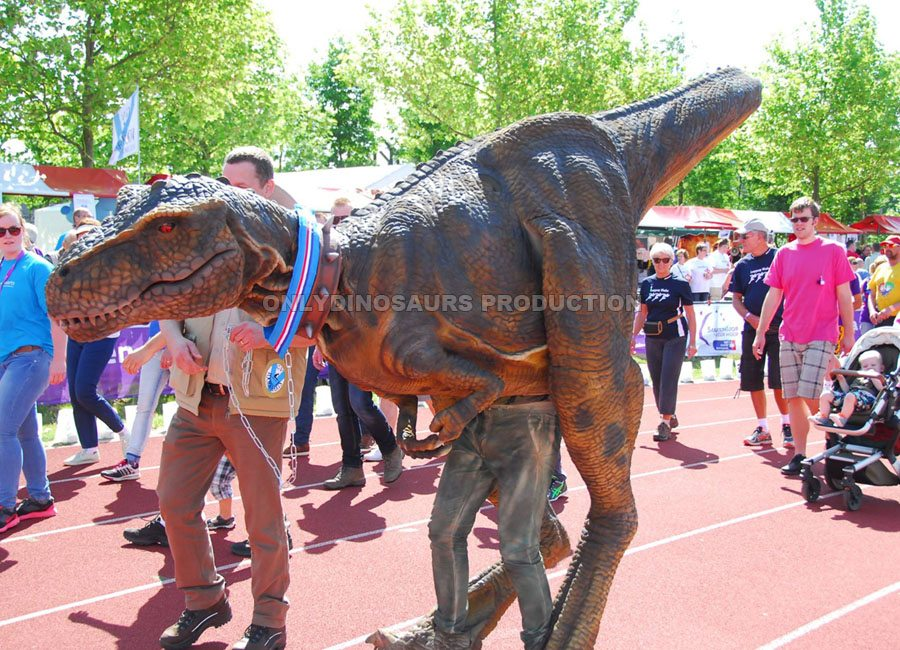 T-Rex Costume for Sporting Event