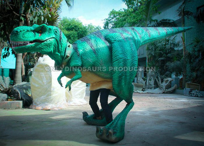 T-Rex Costume with Scar