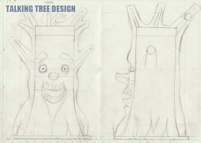 Talking Tree Design