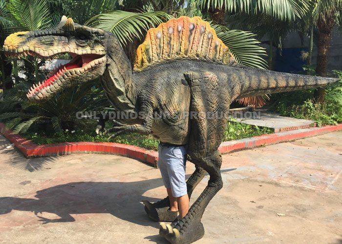 Walking Spinosaurus Suit