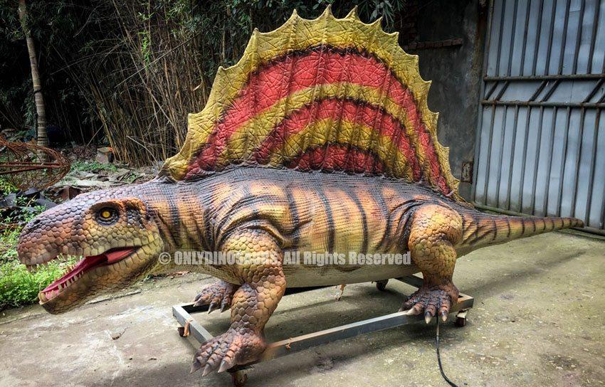 Animatronic Dimetrodon for Sale