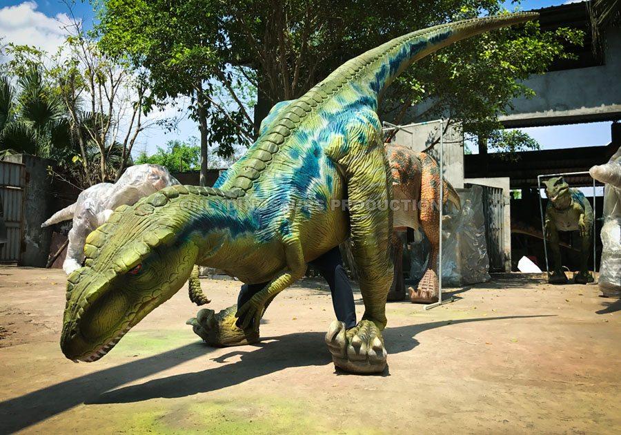 BDC-02 Animatronic Velociraptor Suit
