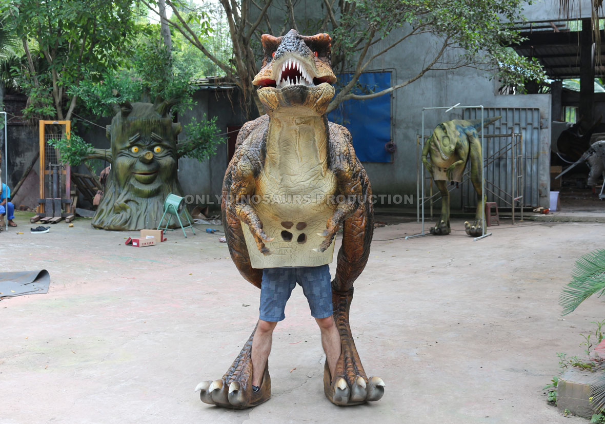 Walking T-Rex Costumes